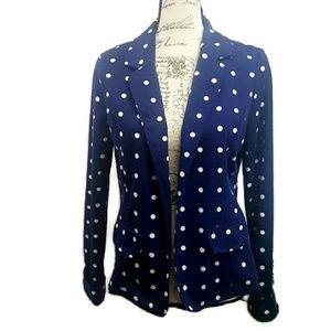 Fenn Wright Manson Polka Dot Blazer Jacket…